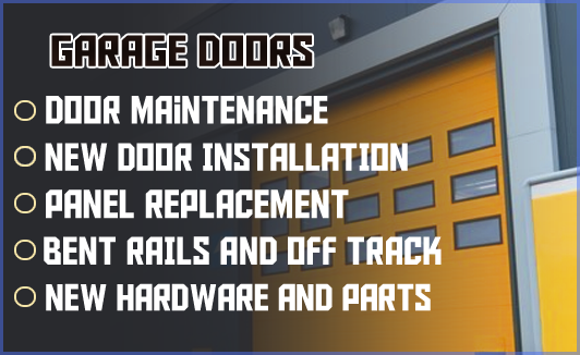 Garage Door Installation West Seattle